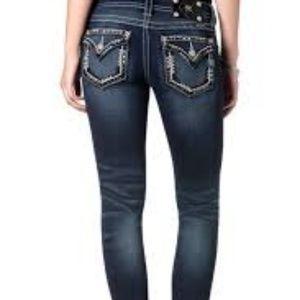 Miss Me Jeans - Miss Me Style Tribe Miss Me Velvety Skinnies